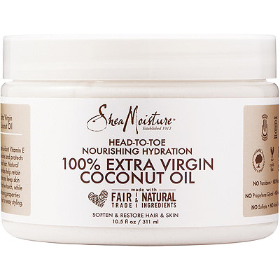 100% Extra Virgin Coconut Oil