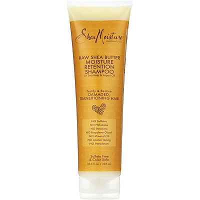 Raw Shea Butter Moisture Retention Shampoo