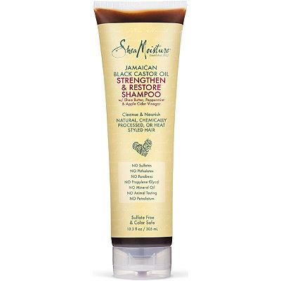 SheaMoistureJamaican Black Castor Oil Strengthen %26 Restore Shampoo