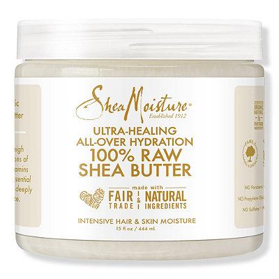 SheaMoisture100%25 Raw Shea Butter