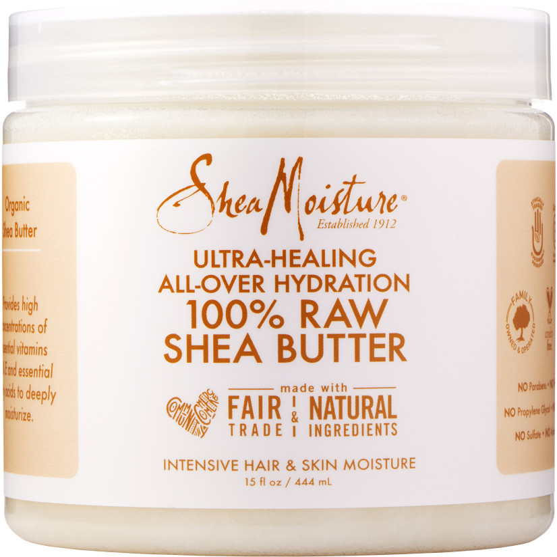 100 raw shea butter
