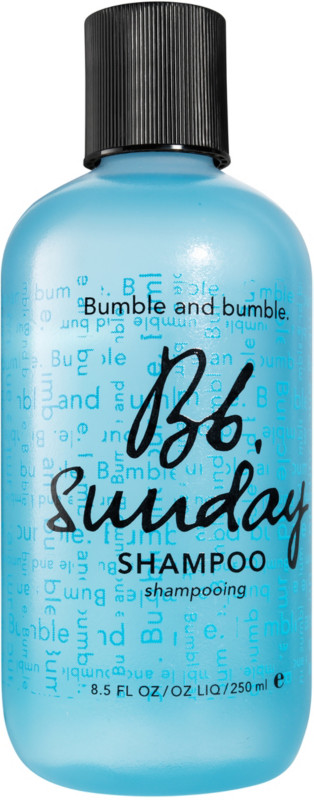 Image result for bumble and bumble sunday shampoo