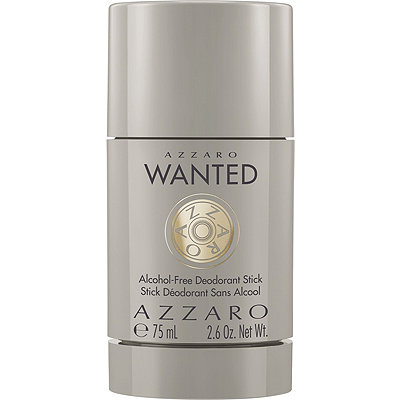 Azzaro Wanted Alcohol-Free Deodorant Stick