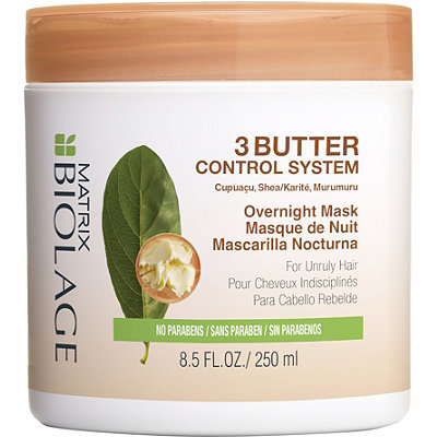 Biolage 3 Butter Control System Overnight Mask
