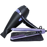 Nocturne Gold 1%27%27 Styler and Air Hairdryer