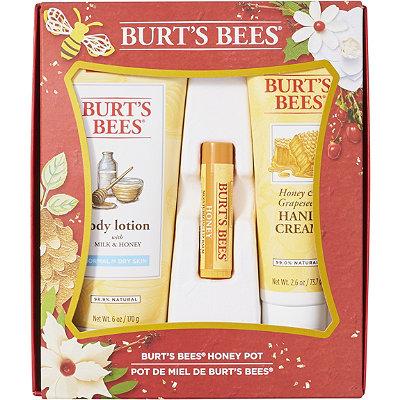Burt's BeesHoney Pot Assortment Holiday Gift Set