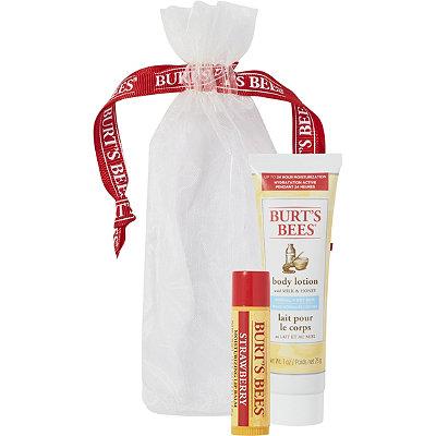 Burt's BeesHive Favorites Strawberry Holiday Gift Set