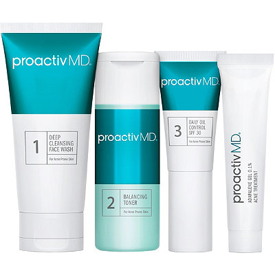 Proactiv ProactivMD Essentials System Value Set