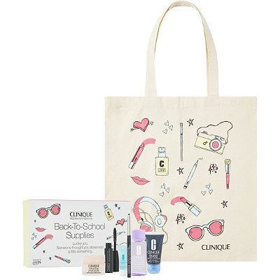 Clinique Back to School Supplies Kit