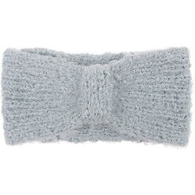 Capelli New York Cable Bow Faux Sherpa Head Wrap