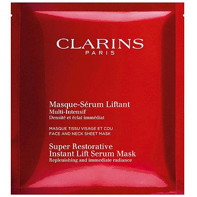 ClarinsSuper Restorative Instant Lift Serum Mask