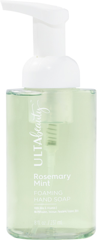 Rosemary Mint Foaming Hand Soap by Ulta
