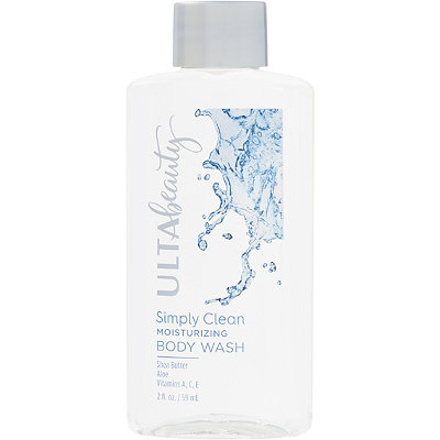 ULTATravel Size Simply Clean Moisturizing Body Wash