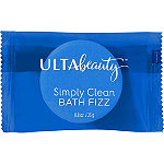 ULTA Simply Clean Bath Fizz