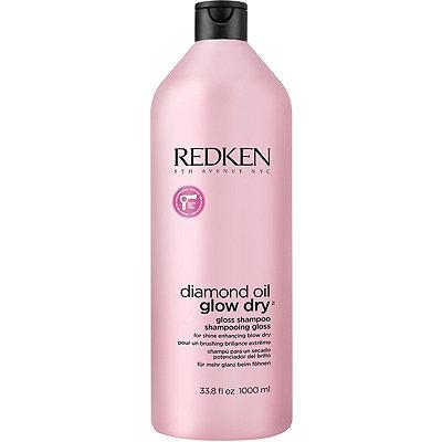 Diamond Oil Glow Dry Gloss Shampoo
