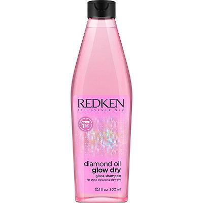RedkenDiamond Oil Glow Dry Gloss Shampoo
