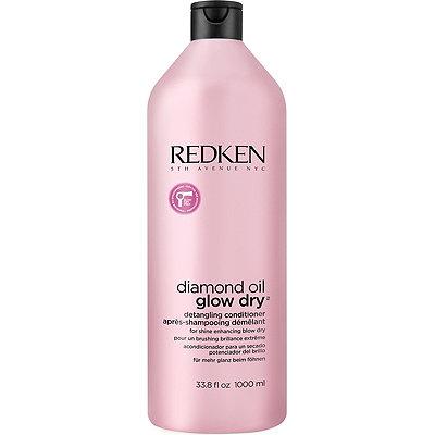Diamond Oil Glow Dry Detangling Conditioner