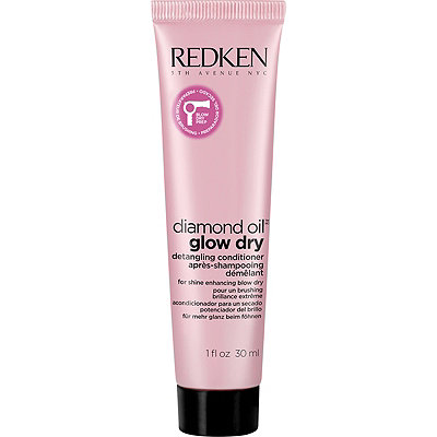 RedkenTravel Size Diamond Oil Glow Dry Detangling Conditioner
