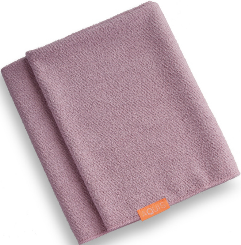 Online Only Lisse Luxe Long Hair Towel