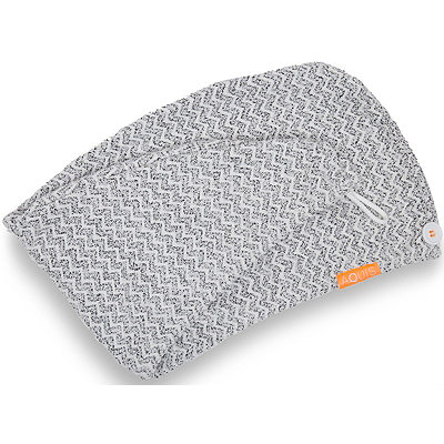 AquisOnline Only Lisse Luxe Hair Turban