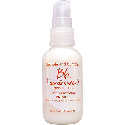 Bumble and bumbleTravel Size Bb.Hairdresser%27s Invisible Oil Heat%2FUV Protective Primer