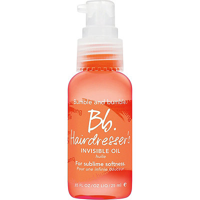 Travel Size Bb.Hairdresser's Invisible Oil