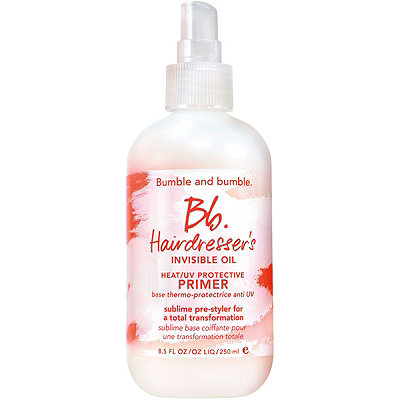 Bb.Hairdresser's Invisible Oil Heat/UV Protective Primer