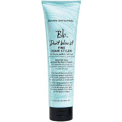 Bumble and bumbleBb.Don%27t Blow It Fine %28H%29air Styler