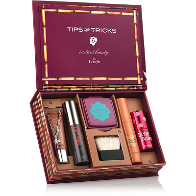 Benefit Cosmetics Do The Hoola %22BEYOND BRONZE Kit For Complexion%2C Lips %26 Eyes%22