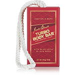 Turbo Body Bar Soap On A Rope