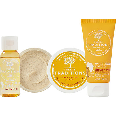 Treets TraditionsOnline Only Nourishing Spirits Small Gift Set