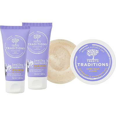Treets TraditionsOnline Only Healing in Harmony Small Gift Set