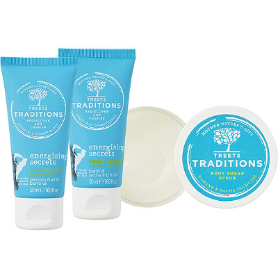 Treets Traditions Energising Secrets Small Gift Set