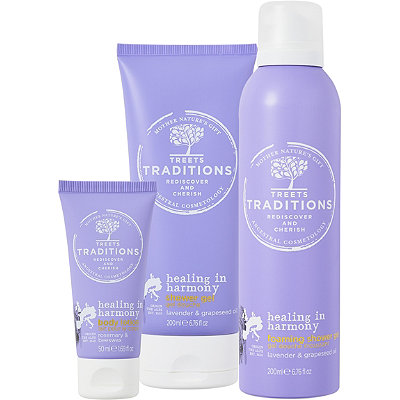 Treets Traditions Healing in Harmony Large Gift Set