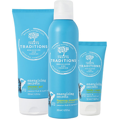 Treets Traditions Energising Secrets Large Gift Set