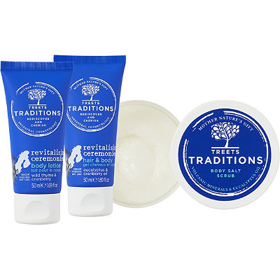 Treets Traditions Revitalising Ceremonies Small Gift Set