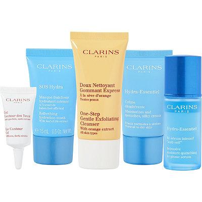 ClarinsMoisture Essential Kit