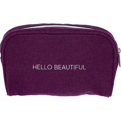 Online Only FREE Cosmetic Bag w/any $25 Madison Reed purchase