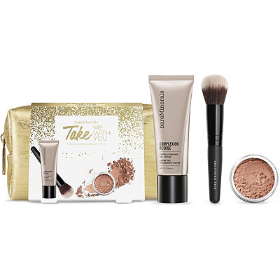 BareMineralsTake Me With You 3 Pc Complexion Rescue Try-Me Set