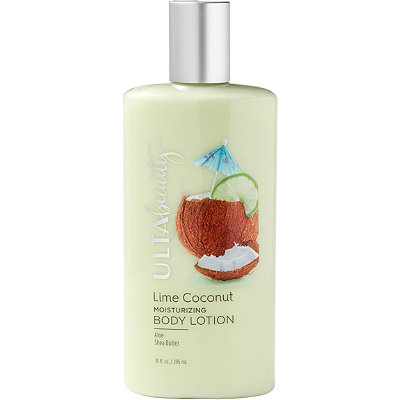 Limited Edition Lime Coconut Moisturizing Body Lotion