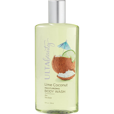 Limited Edition Lime Coconut Moisturizing Body Wash