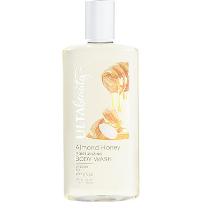 Almond Honey Moisturizing Body Wash