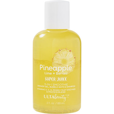 Travel Size Pineapple 3-IN-1 Smoothie