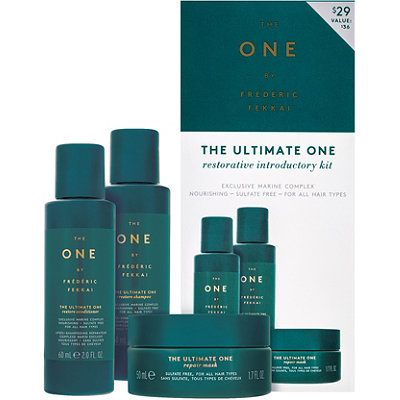 The One by Frederic FekkaiThe Ultimate One Restorative Introductory Kit