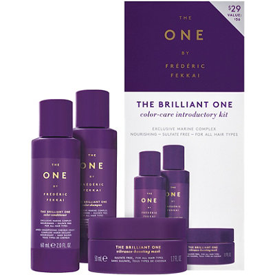 The One by Frederic FekkaiThe Brilliant One Color-Care Introductory Kit