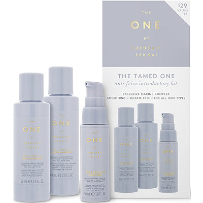 The One by Frederic Fekkai The Tamed One Anti-Frizz Introductory Kit