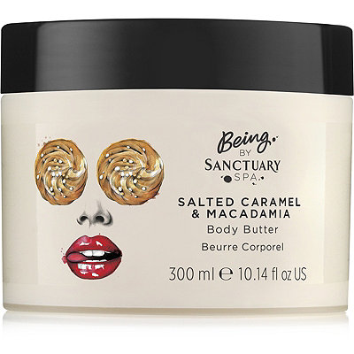 BeingSalted Caramel & Macadamia Body Butter