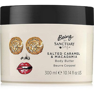 BeingSalted Caramel %26 Macadamia Body Butter