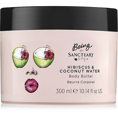 Being Hibiscus %26 Coconut Water Body Butter