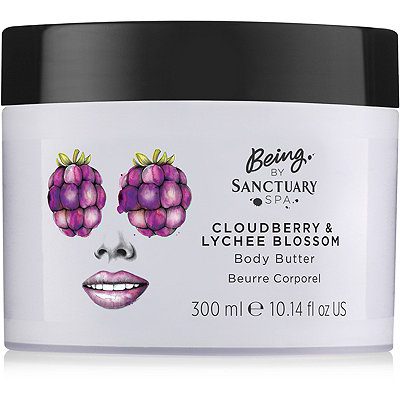 BeingCloudberry %26 Lychee Blossom Body Butter
